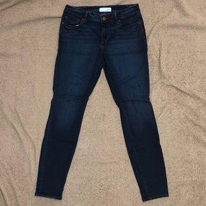 Loft jean leggings size 27P